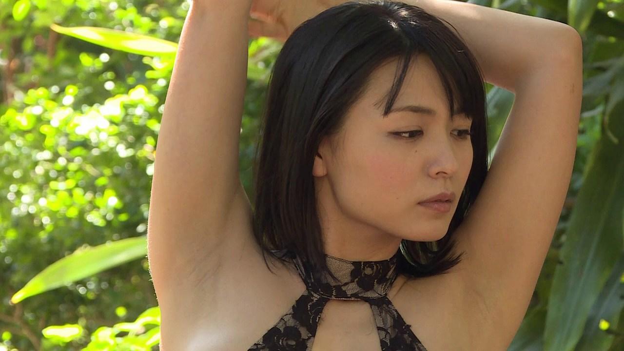 川村ゆきえのイメージビデオ「心のままに」キャプチャ画像