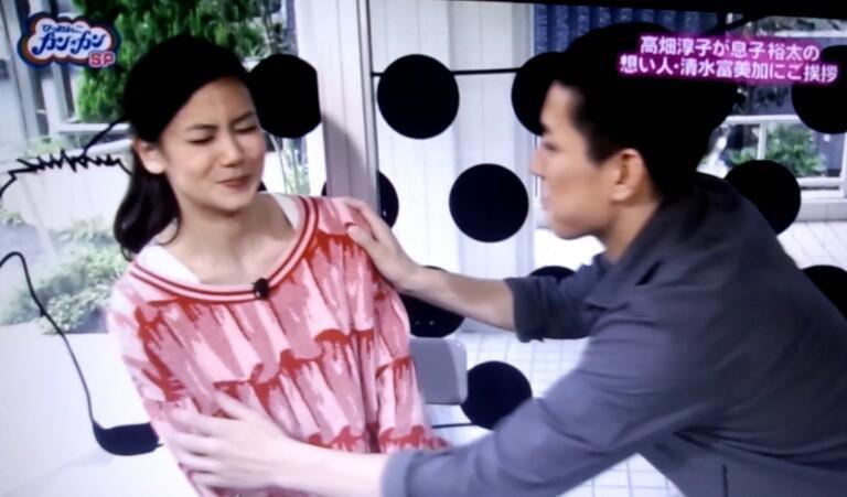 「ぴったんこカンカン」で清水富美加にキスしようとする高畑裕太