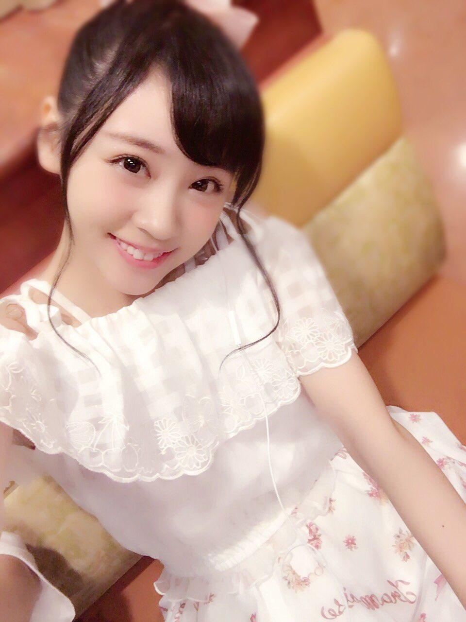 ピンク・ベイビーズの櫻井優衣の自撮り画像