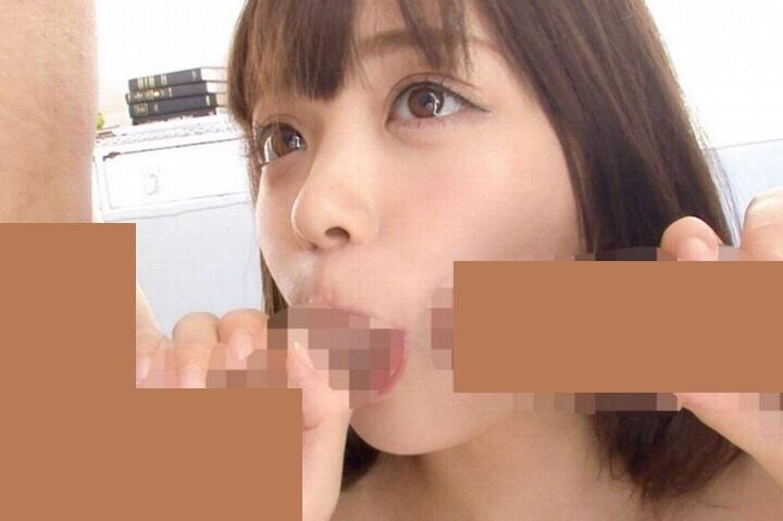 橋本環奈そっくりのAV女優・凰かなめのAV「新人 プレステージ専属デビュー」キャプチャ画像