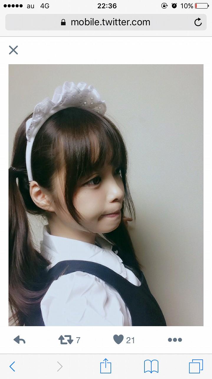 橋本環奈そっくりのAV女優、凰かなめ