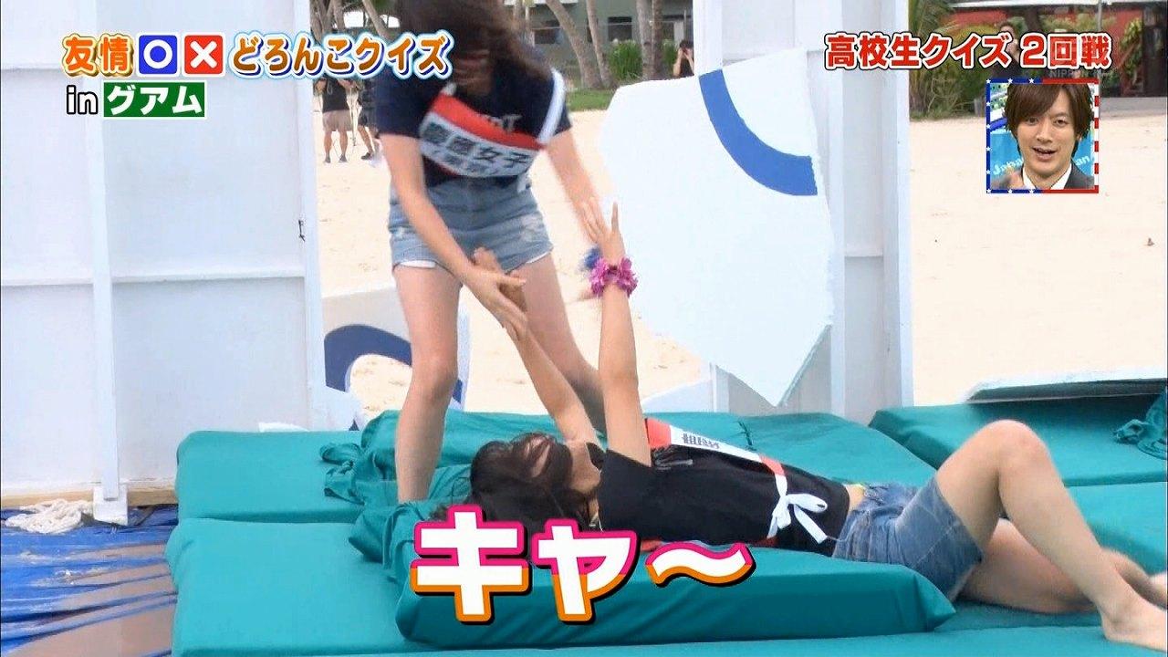 日テレ「ライオンスペシャル 高校生クイズ」に出演した東京のJK