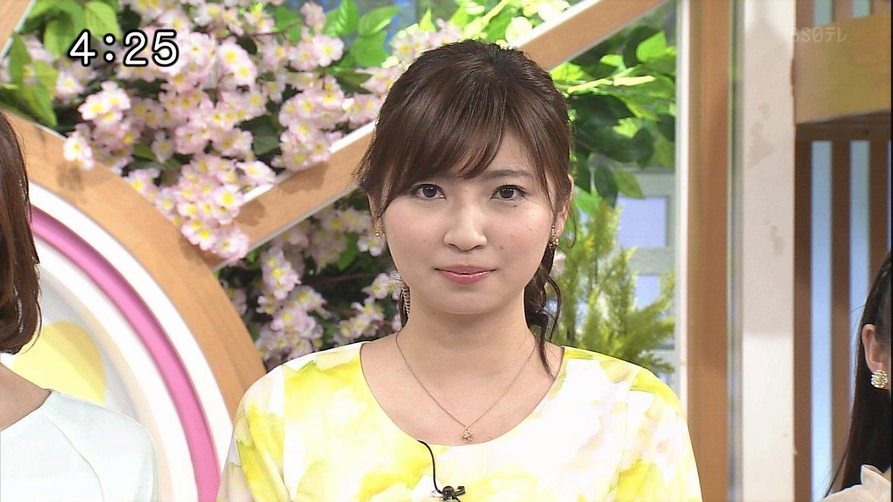 日テレ「Oha!4」の畑下由佳アナ