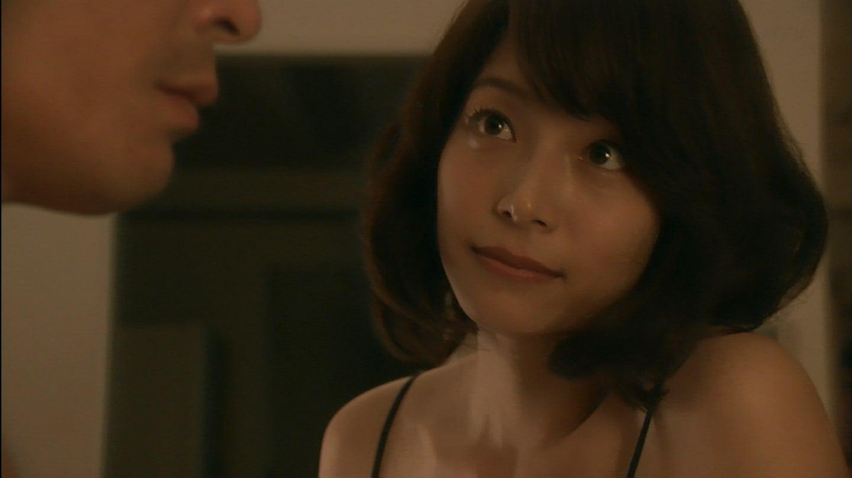ドラマ「僕のヤバイ妻」第1話、相武紗季と伊藤英明の濡れ場