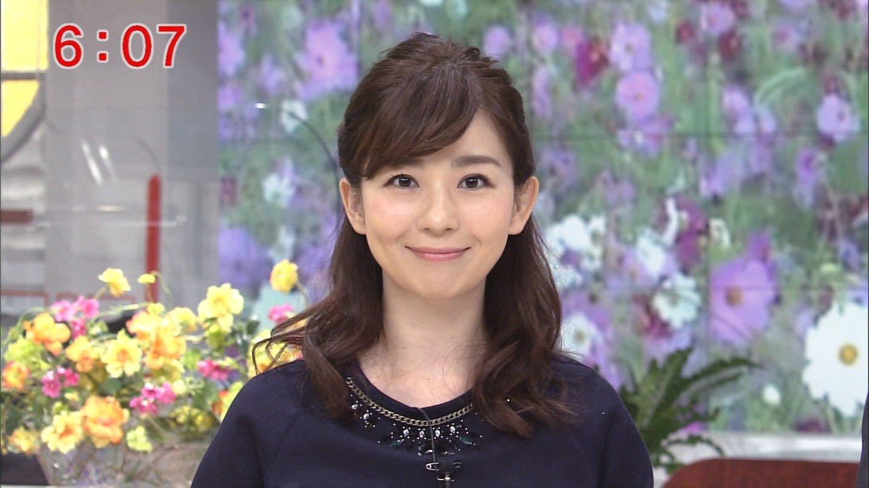 テレ朝の松尾由美子アナ