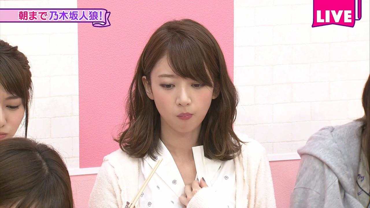 「乃木坂46時間TV」朝まで乃木坂人狼の橋本奈々未