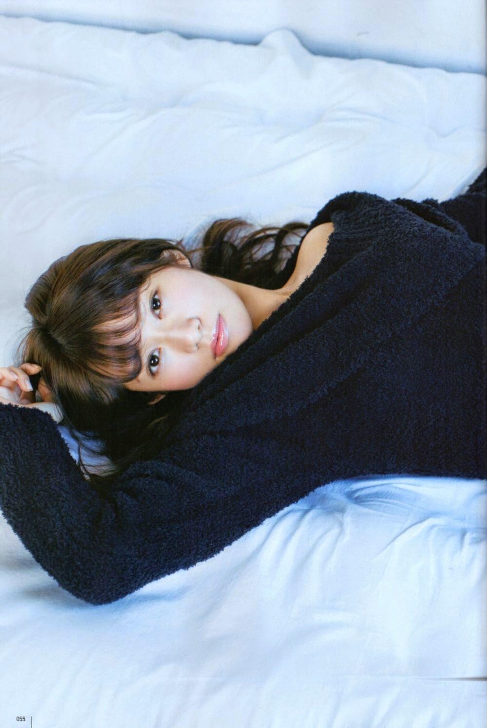 「UTB (アップ トゥ ボーイ) 2015年 03月号」桜井玲香のグラビア
