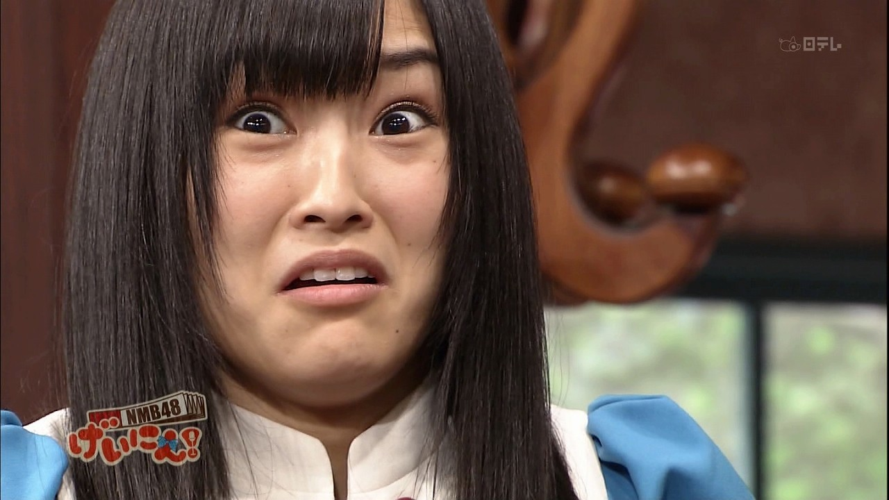 「NMB48 げいにん!」に出演した山本彩