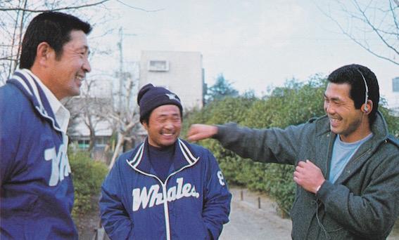 福嶋、加藤、辻捕手