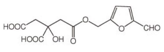 ムメフラール 化学式