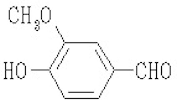 バニリン 化学式