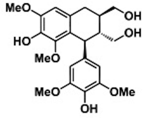 リオニレシノール化学式