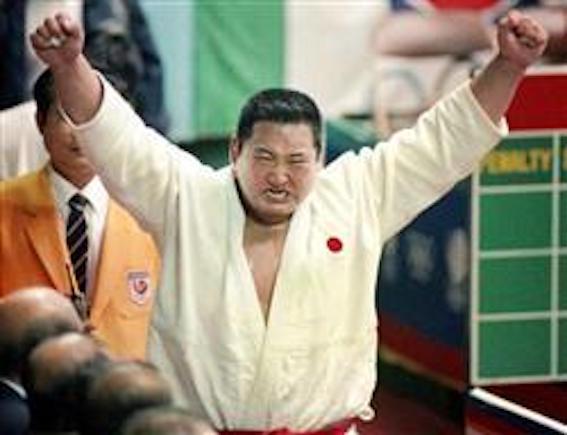 斉藤 仁 ロサンゼルスオリンピック