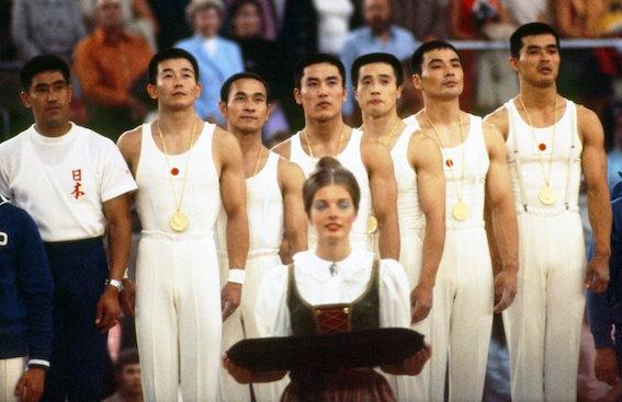 ミュンヘンオリンピック 体操団体