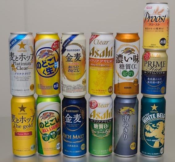 第三のビール写真