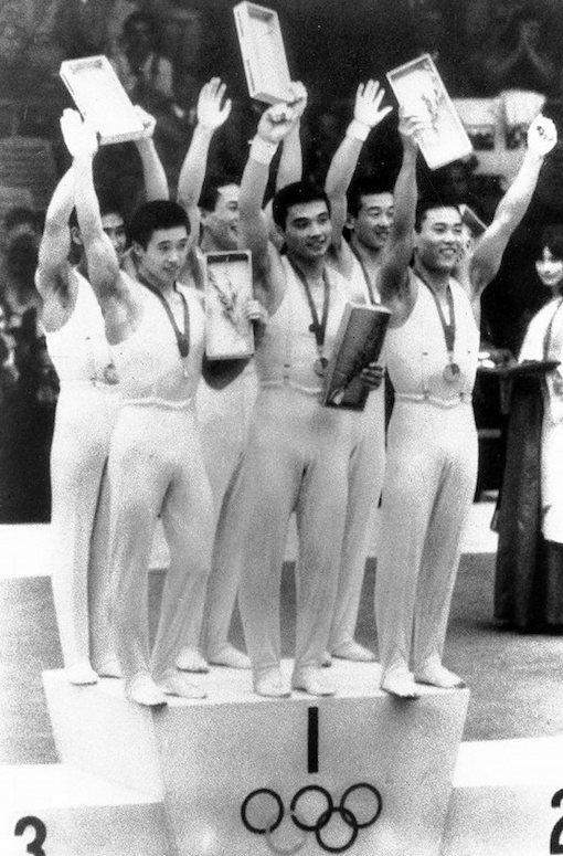 メキシコ 体操男子団体