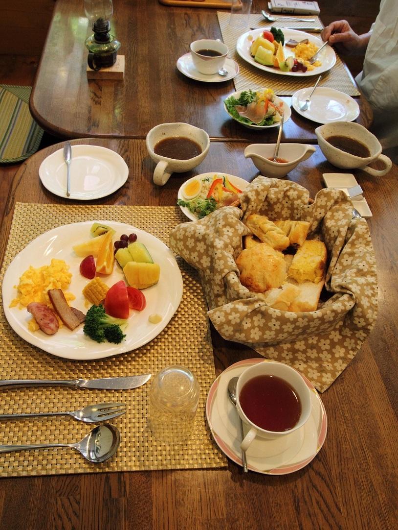 ランタン朝食2