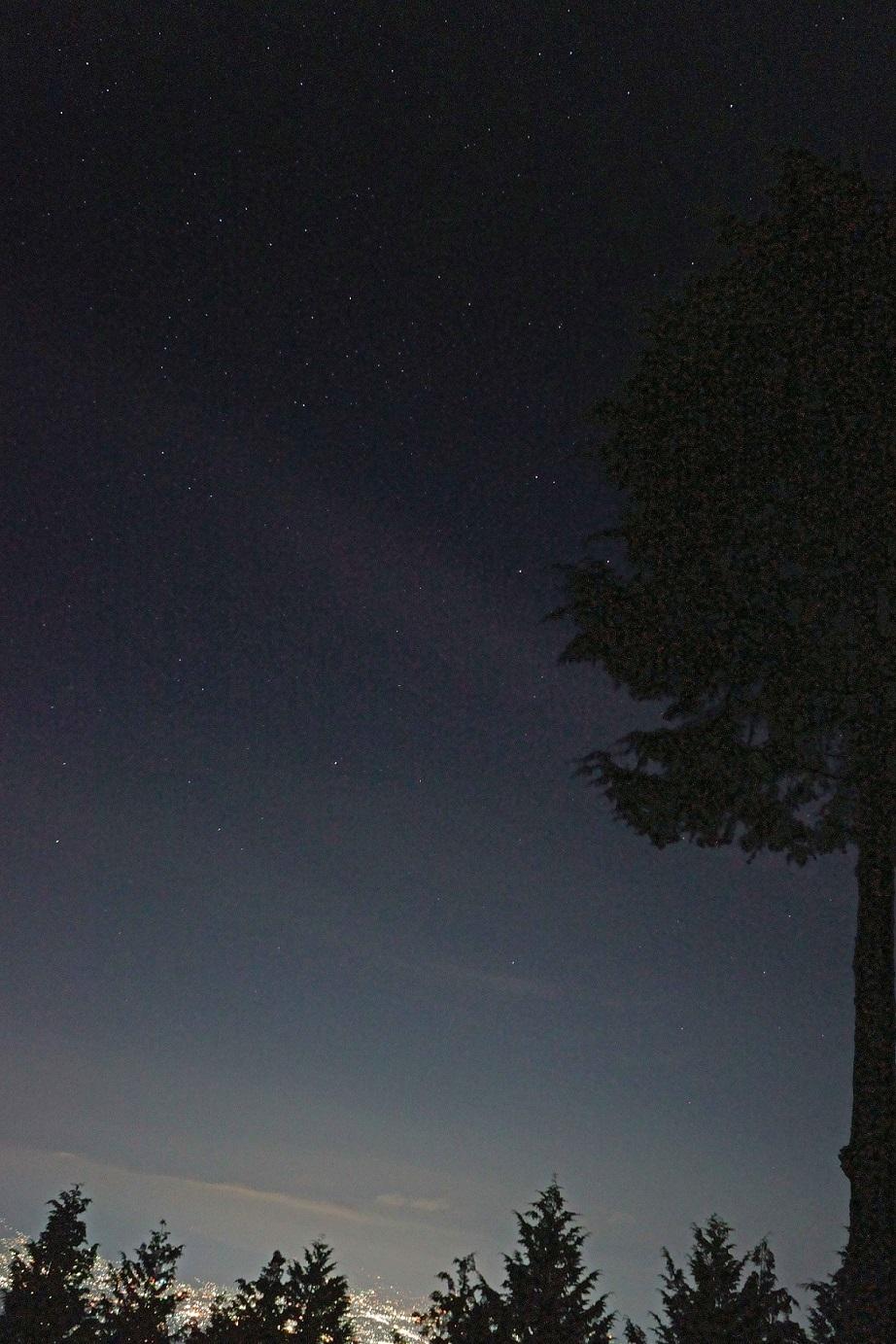 見晴平夜景2