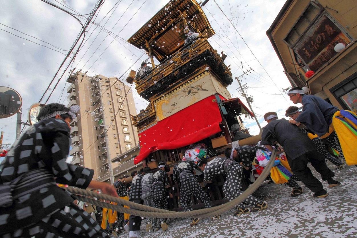 横須賀祭り13