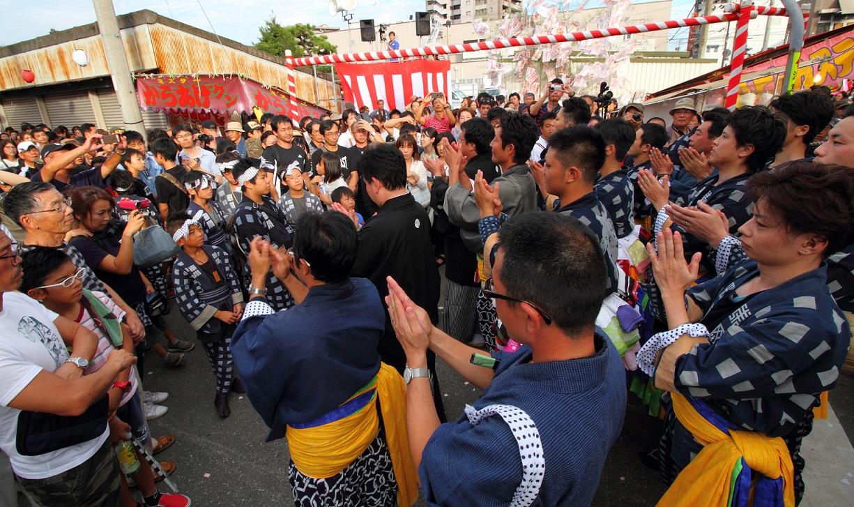 横須賀祭り7