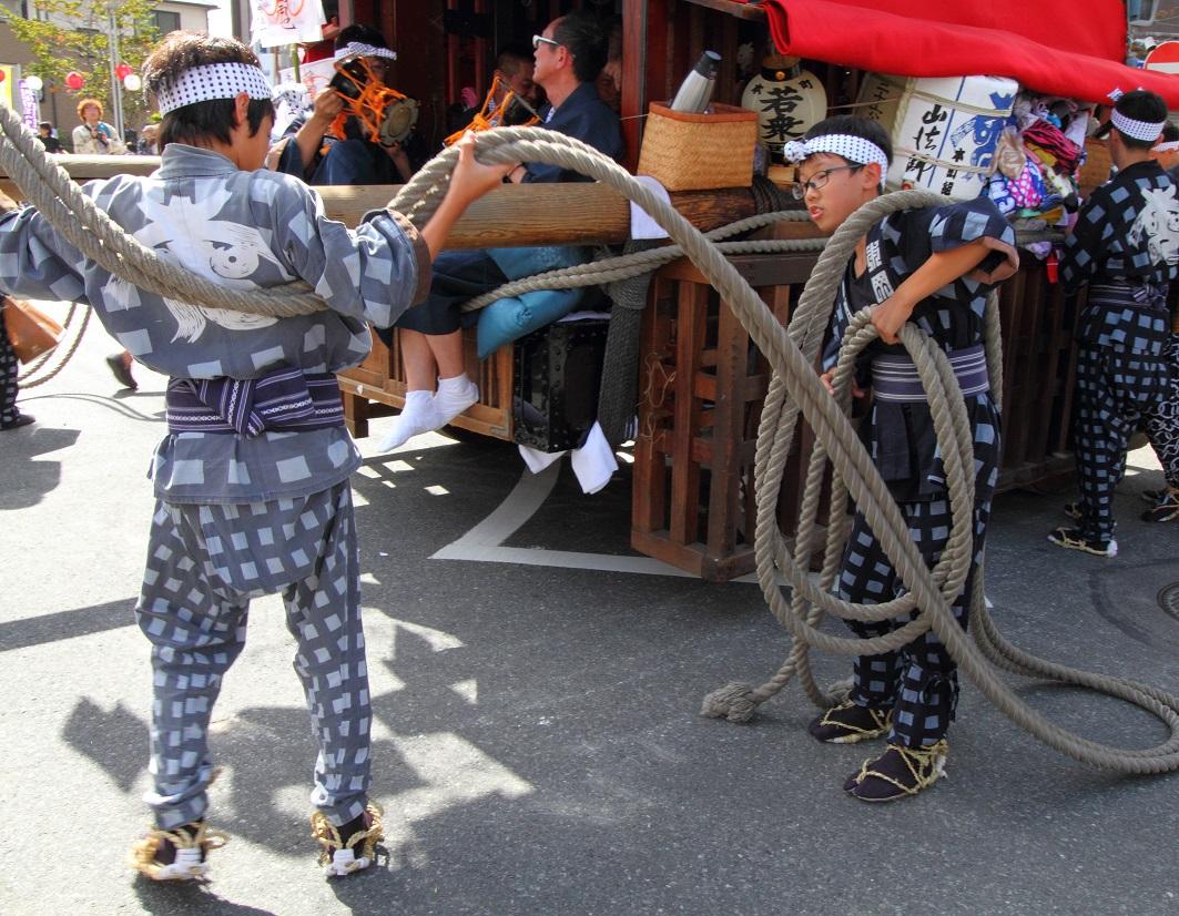 横須賀祭り6