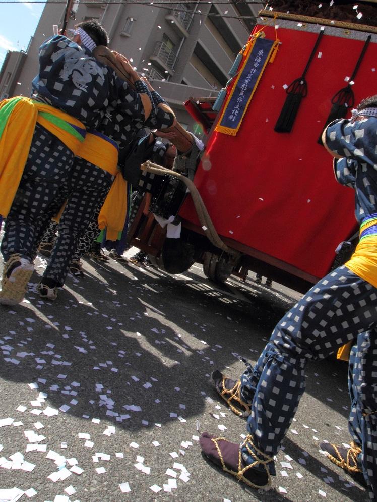 横須賀祭り2
