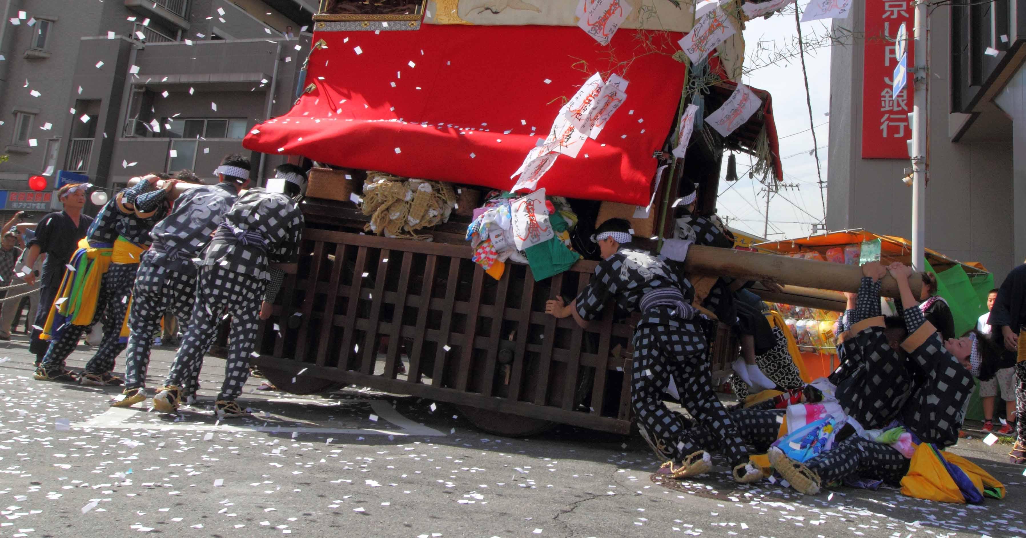 横須賀祭り8