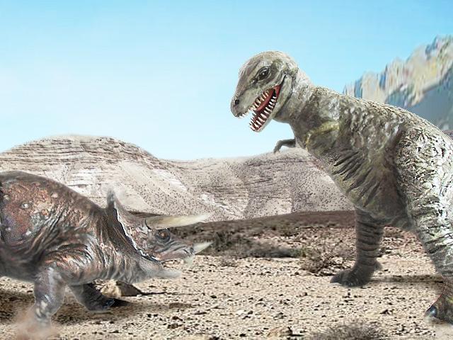 100万年対決