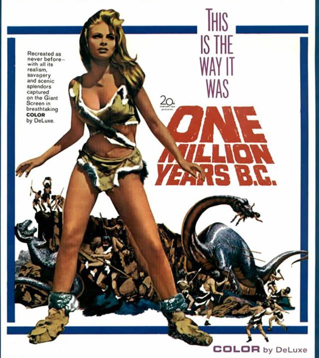 恐竜映画ポスター