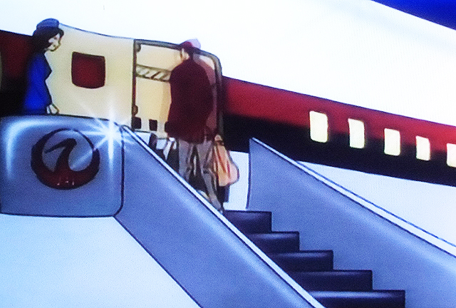日本を去る直人