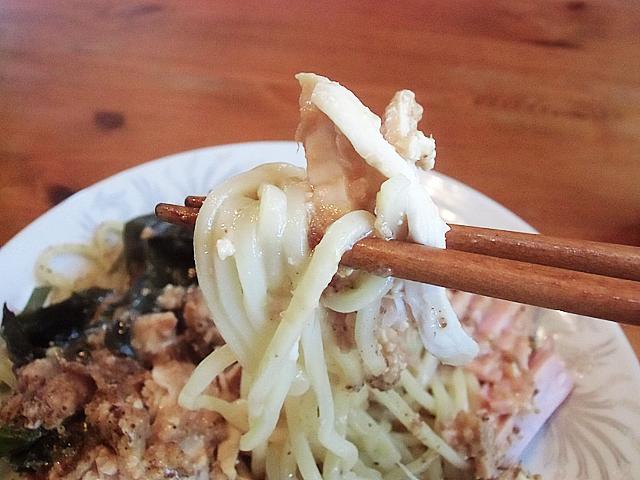 味噌はやっぱり太麺で