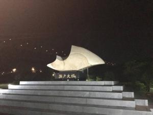 瀬戸大橋夜2