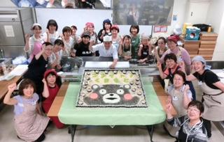 熊本復興支援イベント集合写真