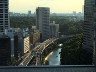 都道府県会館からの眺め