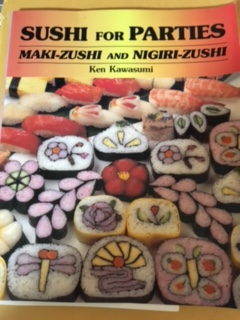 SUSHI FOR PARTIES
