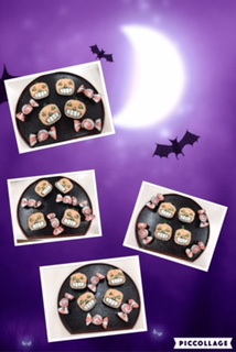 おばけかぼちゃとキャンディよみうり恵比寿
