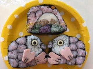 鯛と一富士二鷹三茄子重吉さん認定時ひとみ作