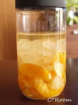 フルーツビネガー(オレンジレモン)01