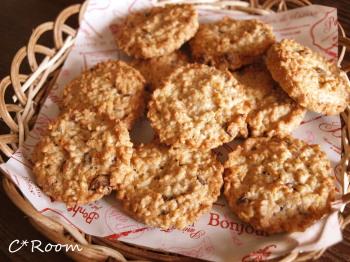 クッキー(オートミール チョコオレンジ)01