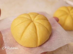 かぼちゃパン04