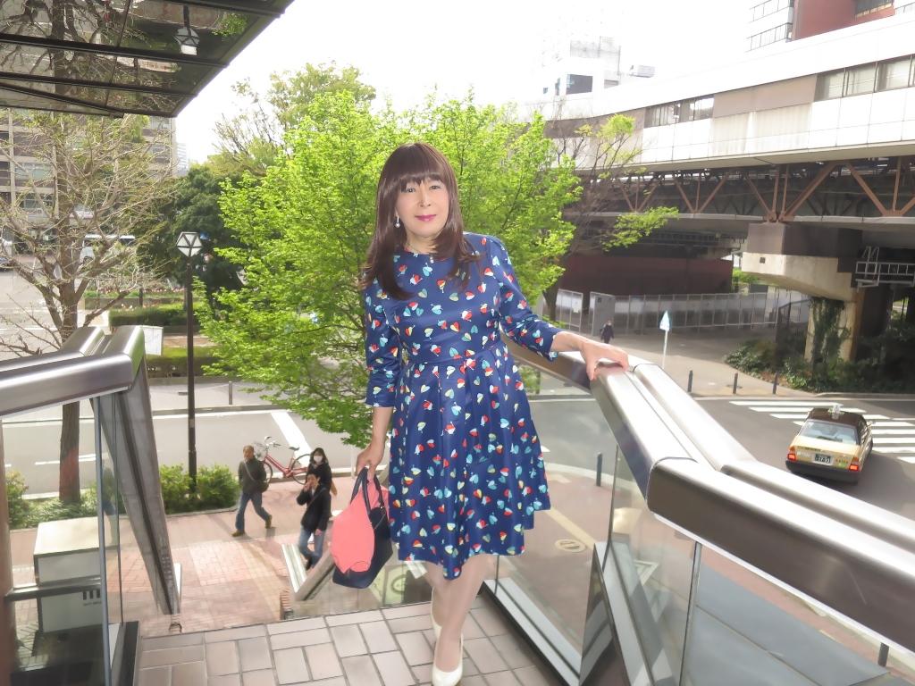 朝の関内駅付近A(6)
