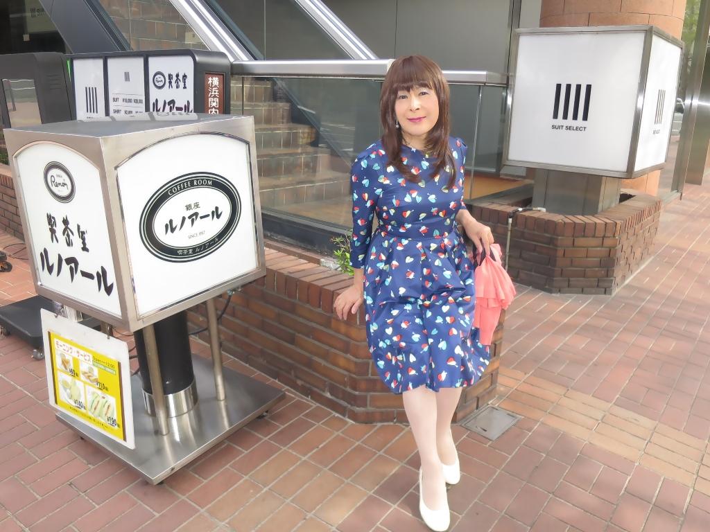 朝の関内駅付近A(7)