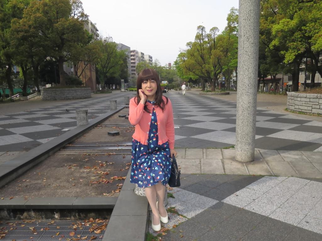 横浜関内大通り公園A(4)