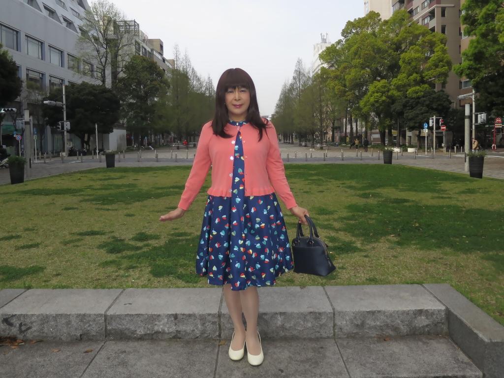 横浜関内大通り公園A(5)