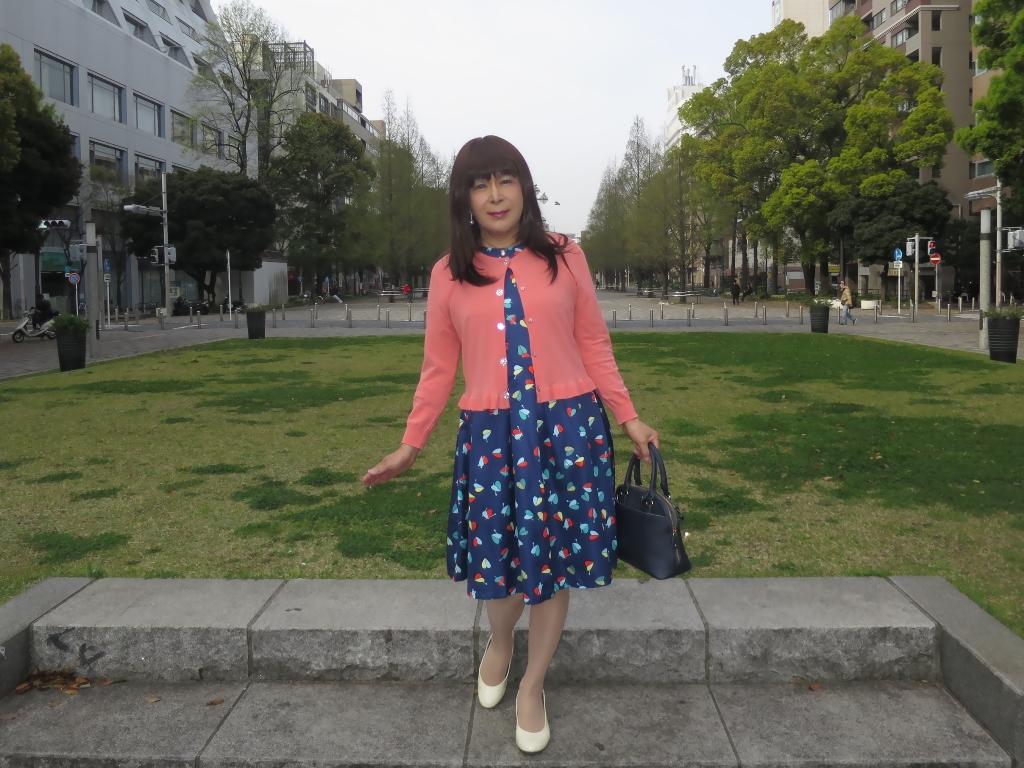 横浜関内大通り公園A(6)