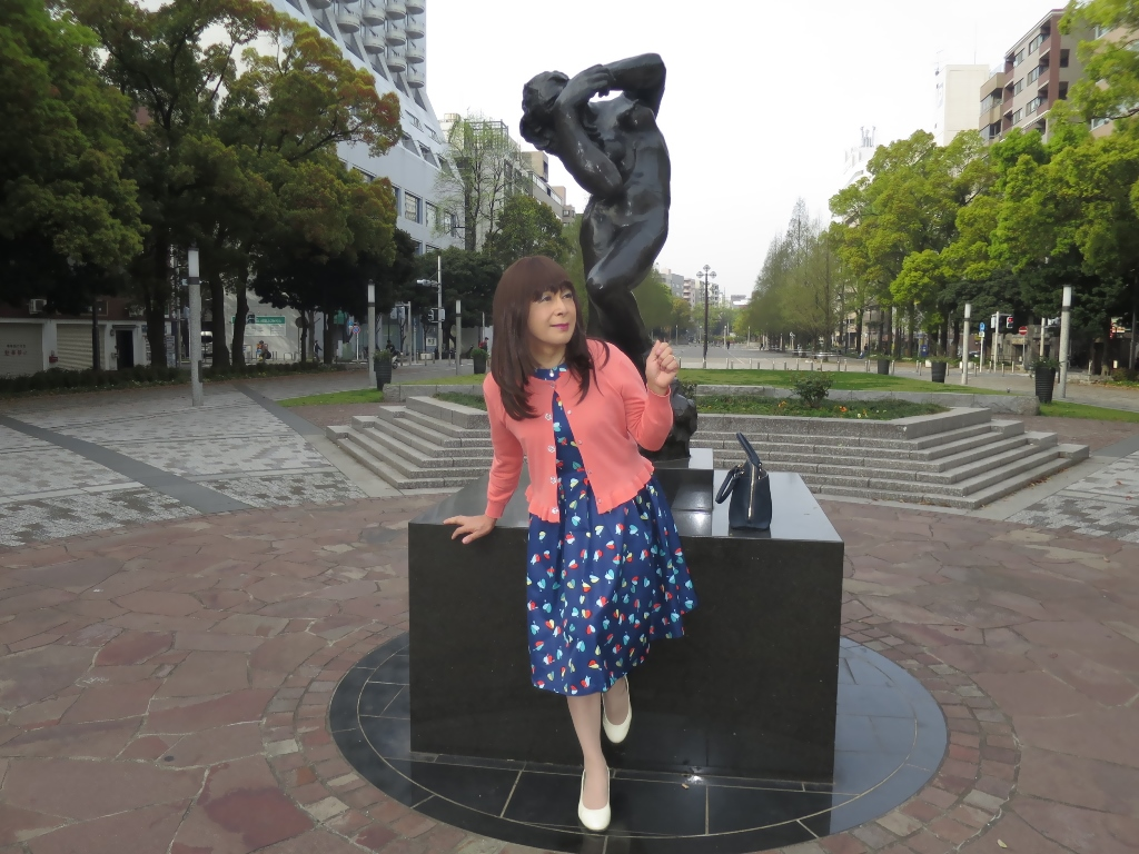 横浜関内大通り公園A(8)