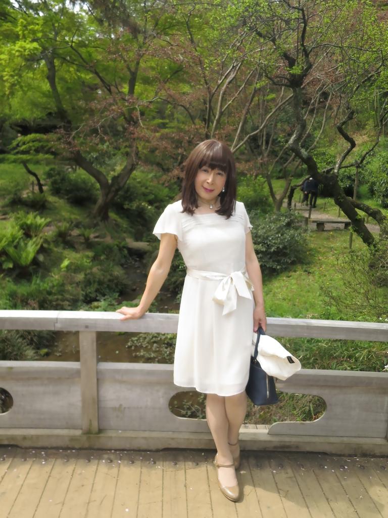 三溪園アンサンブルワンピF(1)
