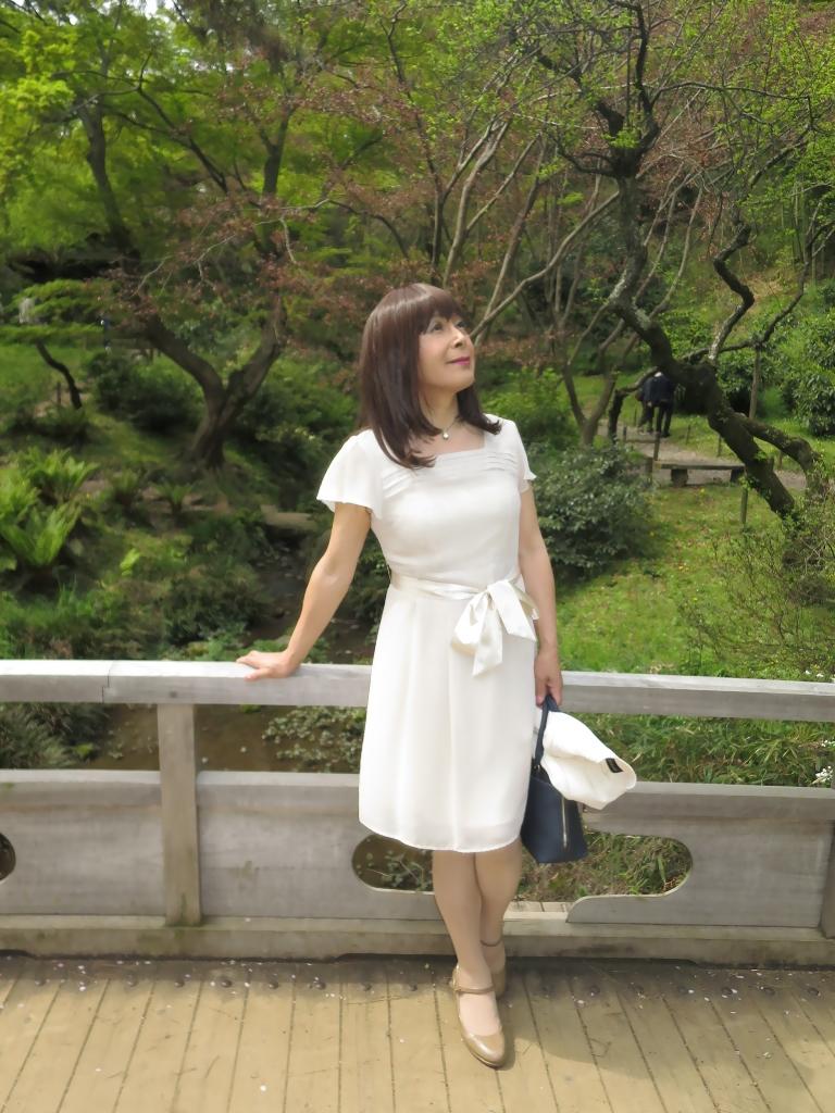 三溪園アンサンブルワンピF(2)