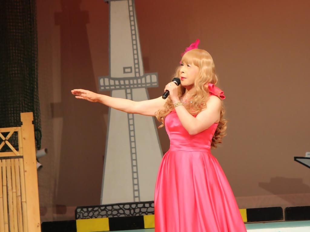 フクシアドレス舞台B(4)