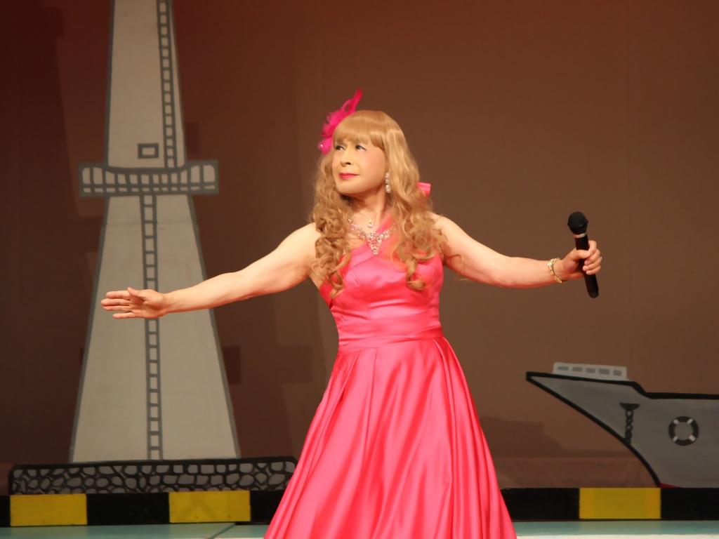 フクシアドレス舞台B(5)